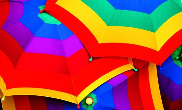 Gli ombrelli del 2014. (Tra piogge e schiarite)